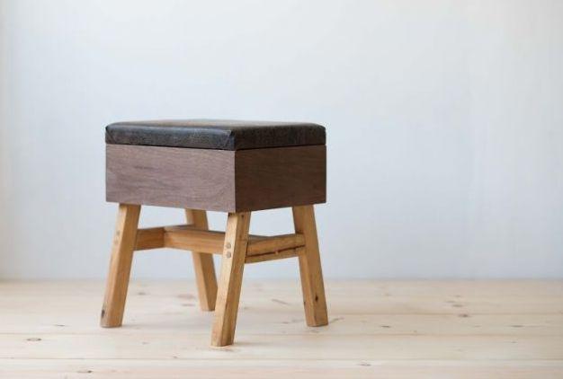 制作椅脚 木板拼接